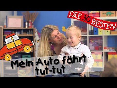Mein Auto fährt tut tut - Singen, Tanzen und Bewegen || Kinderlieder - YouTube
