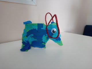 Colors of Life: Craft 3D Ελέφαντας για Παιδιά