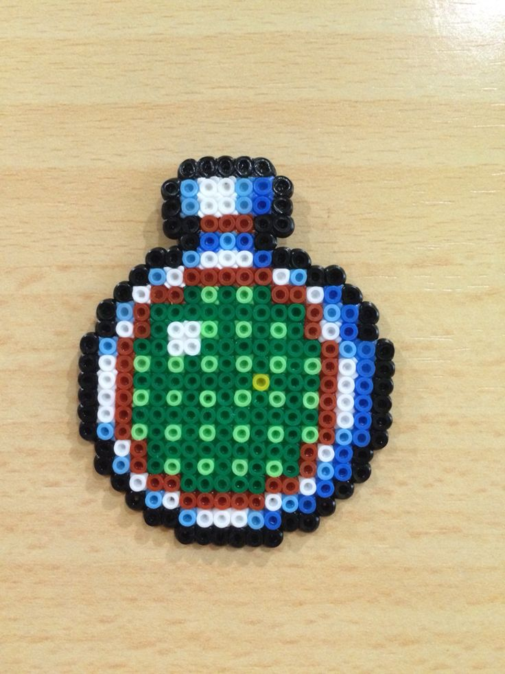 1000 Images About Hama Perler Beads My Creations On