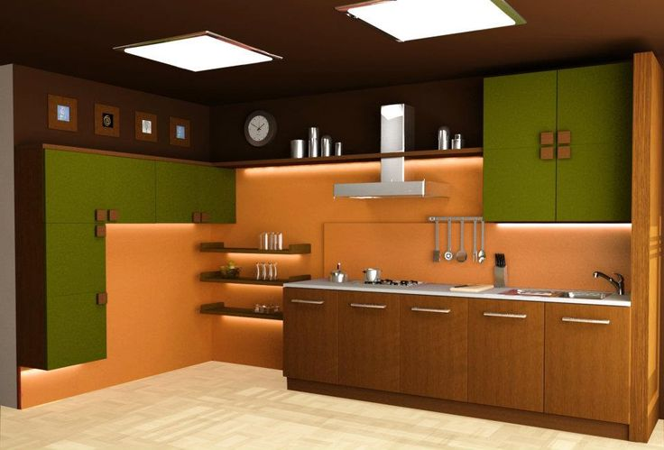 25 Incredible Modular Kitchen Designs  Kitchen Design Kitchens Interesting Home Kitchen Design India Inspiration Design