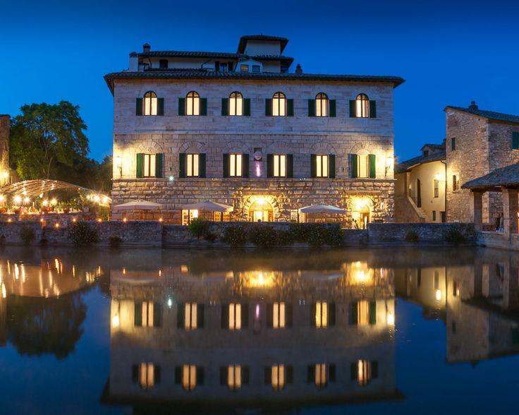Bagno Vignoni Terme e Benessere in Toscana - Albergo Le Terme