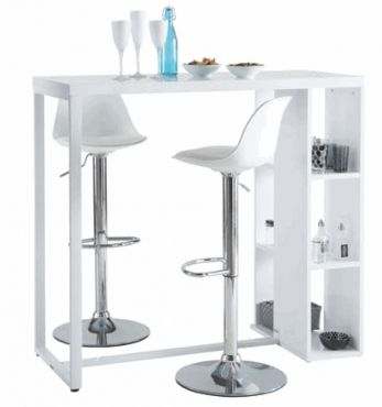 723 best wei e m bel images on pinterest desks counter top and desk - Tavolo snack ikea ...