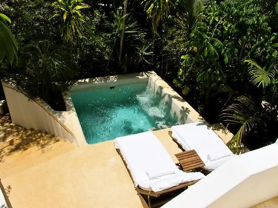 Plunge Pool all you need :).