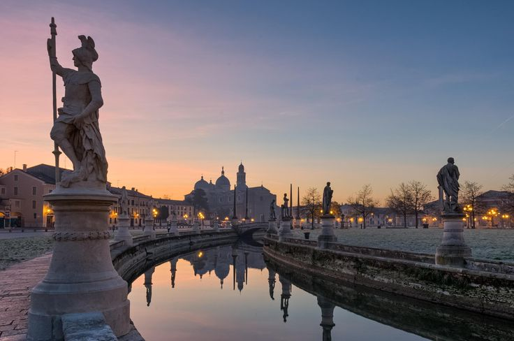 Photograph Sunrise in Padua by Damiano Tomasin on 500px