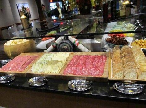 Items On a Salad Bar | ... of Fogo de Chao salad bar items - Orlando Theme Parks | Examiner.com