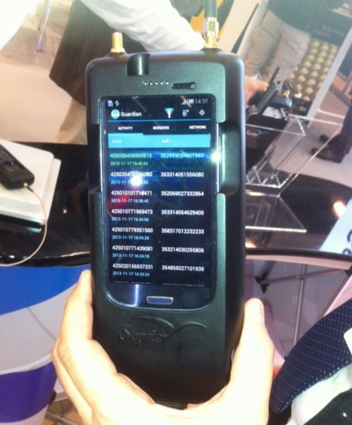 IMSI Catcher (or) How they spy your phone conversations using faked GSM-cells.