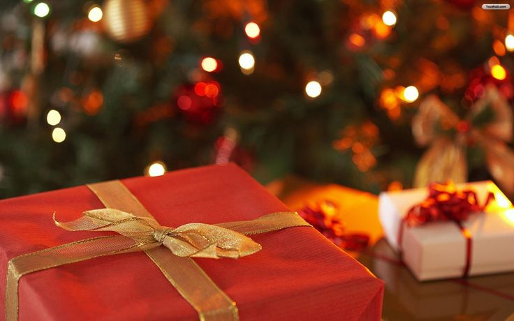 Christmas Gifts Ebc Wallpaper