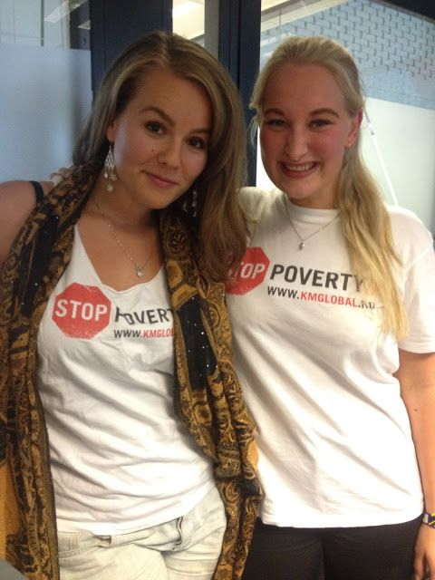 Elisabeth's blog: Be the change you want to see! We can STOP POVERTY...