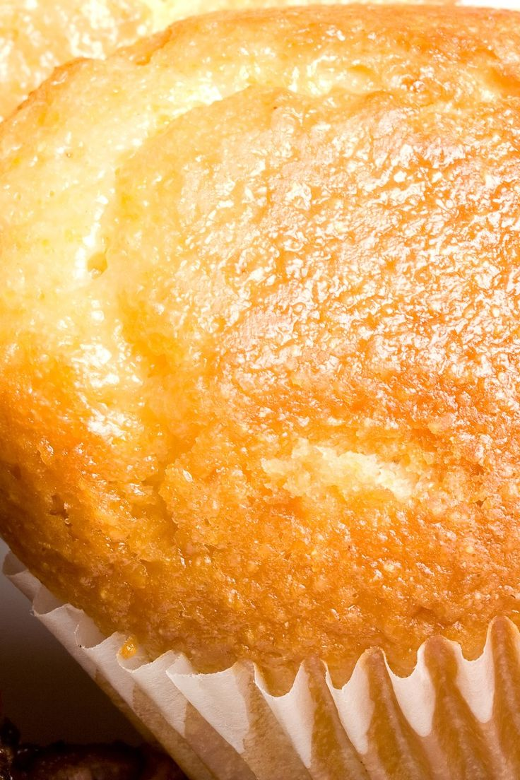 Honey Cornbread Muffins #Recipe