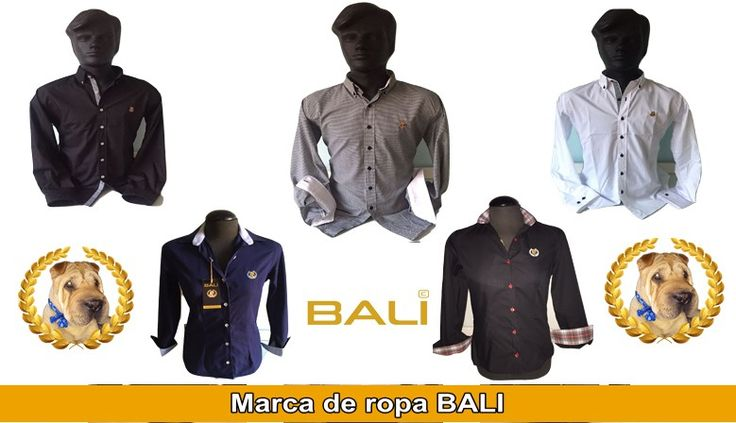 Viste a la moda con BALI, polos, sudaderas, camisetas, camisas, gorros, zapatillas.