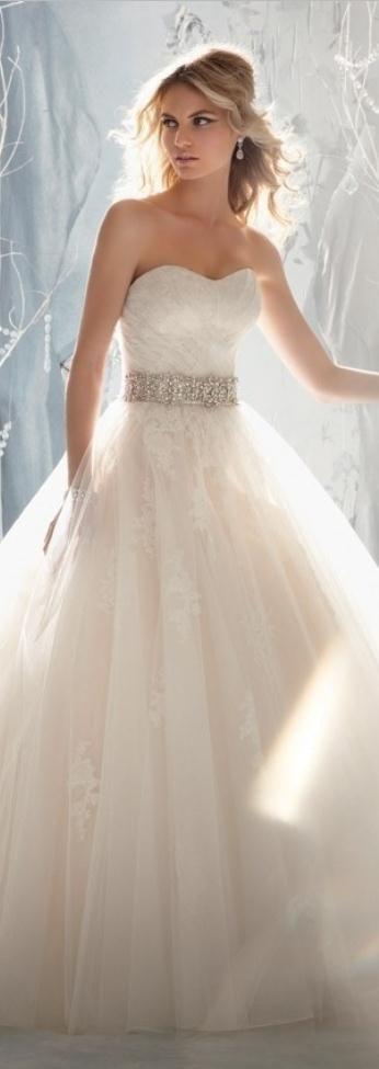 strapless sweetheart wedding dresses wedding dress - La Roub De Mariage