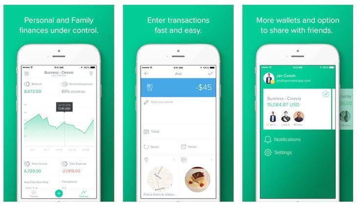 #Productividad #aplicaciones #dinero 3 aplicaciones gratuitas para controlar tus gastos desde tu smartphone