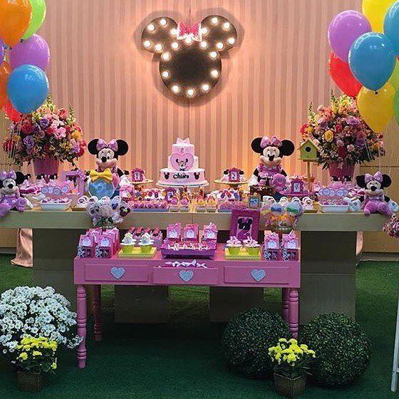 Festa Minnie. Por @duasmariaseventos #blogencontrandoideias #encontrandoideias #fabiolateles