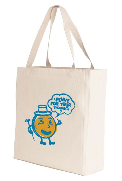 Penny for your Thoughts Tote Bag