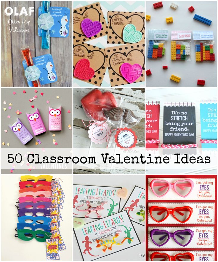 50 Classroom Valentine Ideas These Are Going To Be A Hit