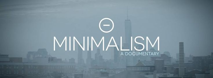 """trailer 'Minimalism: A Documentary About the Important Things' due 2015. From minimalist architects, designers, and musicians, to authors, families… this film explores how to live a more meaningful, deliberate life. """"Not a perfect life, not even an easy life, but a simple one."""""""