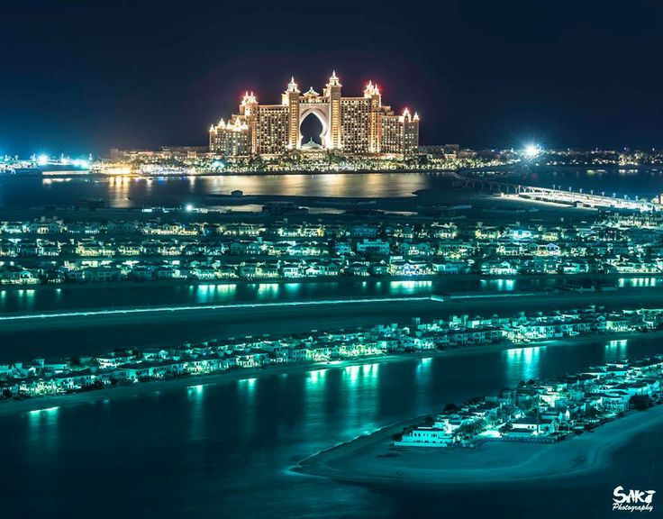 Dubai Palm Atlantis