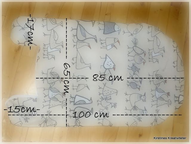 This is a picture of Exhilarating Printable Baby Nest Pattern