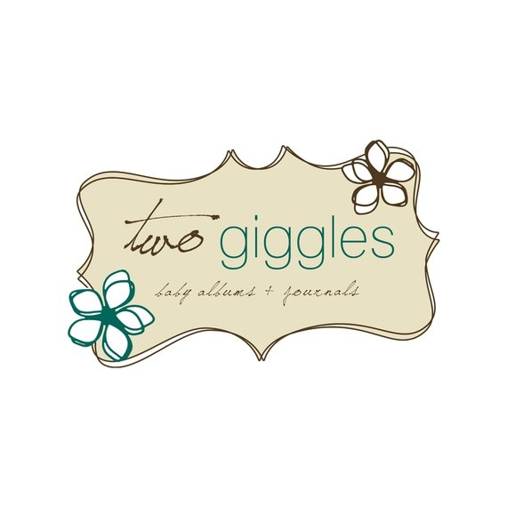 Logo design for Two Giggles