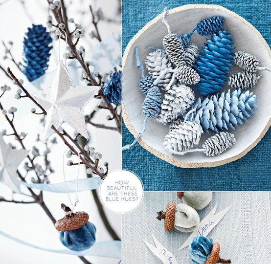 Hanukkah Decorations | Fun decor ideas for Hanukkah. Visit us at ... | Hanukkah-Winter