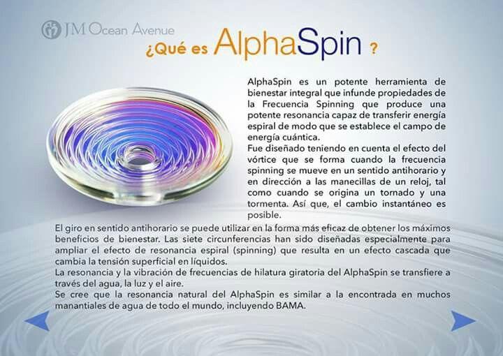 ALPHA SPIN