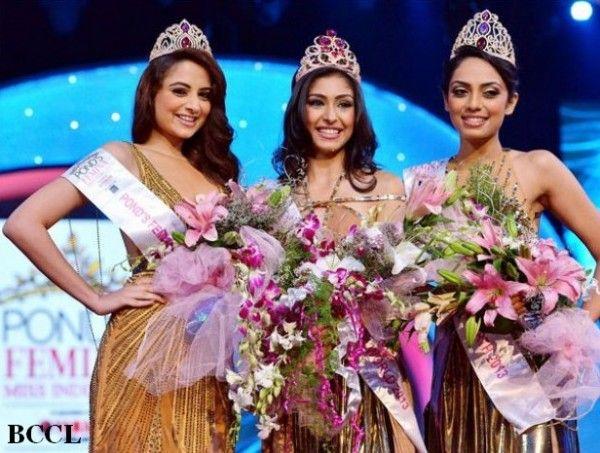 Miss India 2013 - Pond's Femina Miss India 2013 Winner - Navneet Kaur Dhillon