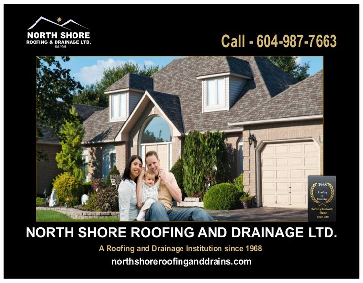Good North Shore Roofing And Drainage Is A Quality Roofing And Drainage Company,  That Has Worked