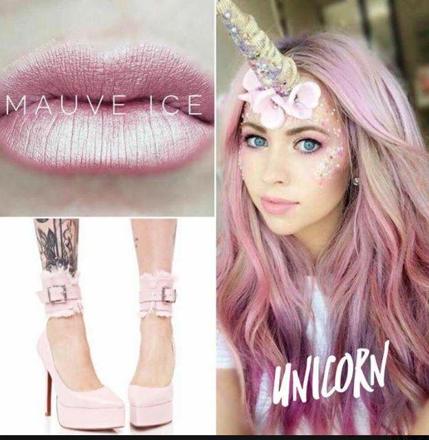 halloween makeup unicorn use senegence shadowsense lipsense to create a smudge proof budge - Best Halloween Makeup To Use