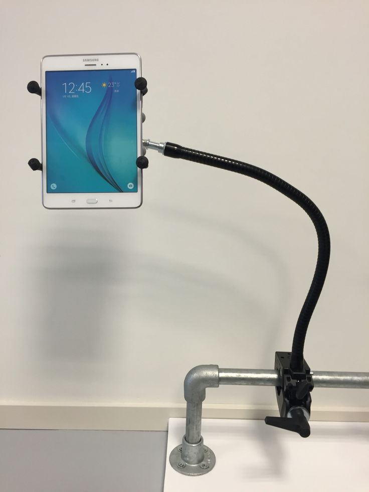 New Combination Of Ram Mount X Grip Tablet Holder And