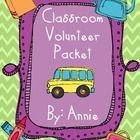 Classroom volunteers are SO important!!!  Teachers are full of ideas and it takes volunteers to make it happen!! At the beginning of the year it is important to get volunteers organized. This packet has letters for the beginning of the year. It also includes little notes to leave for volunteers as a thank you. FREEBIE  At the beginning of the year it...