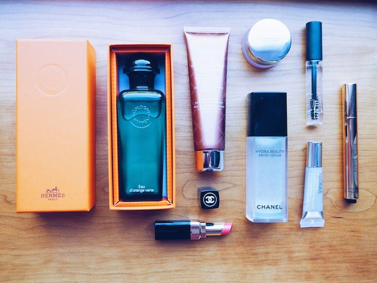 On the blog: Fenwick beauty hall favourites - Hermes fragrance, Chanel serum, Clinique eyeshadow, Touche Eclat, MAC brow gel, Chanel lipstick, By Terry Lip balm