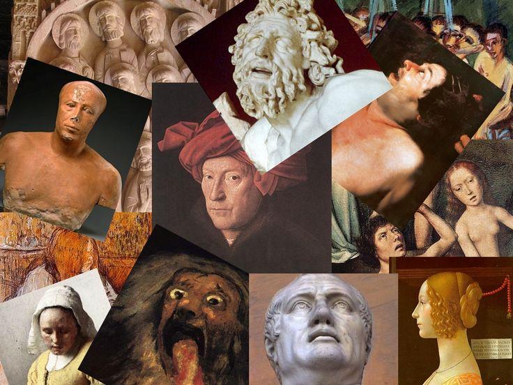 La página de Peter. Historia del arte para bachillerato. Imágenes, diccionario, power point, esquemas, temas, actividades, direcciones web