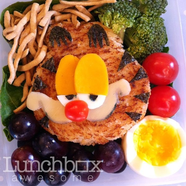 From the blog 'Lunchbox Awesome'