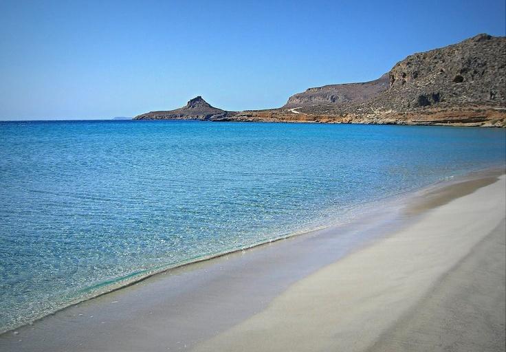 #crete #xerokampos