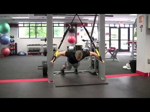 10 TRX exercises for a strong core
