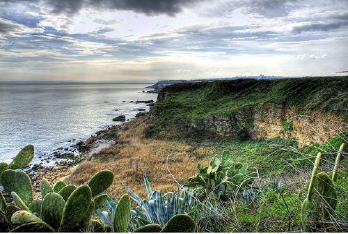 Foto panorama faro punta penna http://www.uniquevisitor.it/abruzzo/mare/vasto/spiaggia-punta-penna-vasto.php