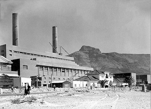 Salt river Power Station       1956 by Etiennedup, via Flickr