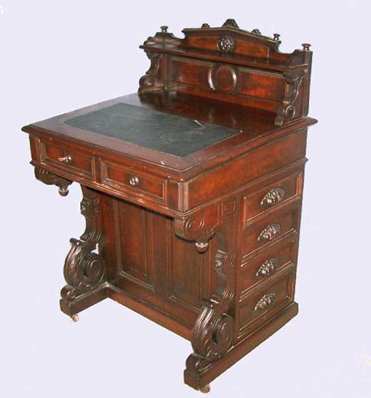 Captain Desk - Design From Historical Record - - 21 Best Captain's Desk Images On Pinterest Antique Desk, Antique
