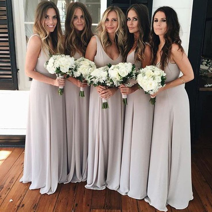 We prefer Paypal,Paypal can also accept payment from credit card,it is convenient for you to pay via Paypal, just choose it! Choose Paypal,you will get $5-$10. The bridesmaid dresses are fully lined,