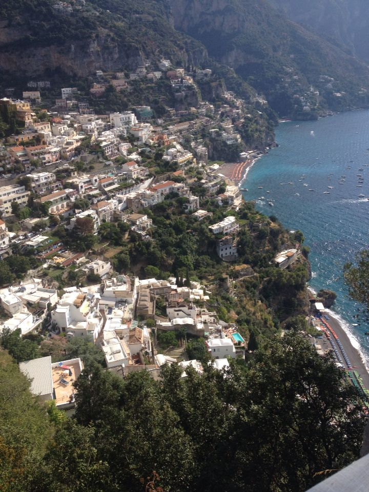 Positano Today - Amalfi Coast - booking your Private Enjoy Tour with us http://enjoysorrentolimo.com/contact-us.html
