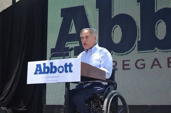 """New York Times Suggests Wheelchair-Bound Greg Abbott 'Opened The Door' For Wendy Davis's Nasty Ad… ----------------------------------------------- Reporter David Montgomery suggested that """"By referring to his disability in his political campaign, some analysts say, Mr. Abbott effectively opened the door for Ms. Davis's depiction of the wheelchair in her ad."""""""