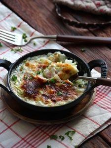 白菜とハムのお手軽グラタン。 by 栁川かおり | レシピサイト「Nadia | ナディア」プロの料理を無料で検索