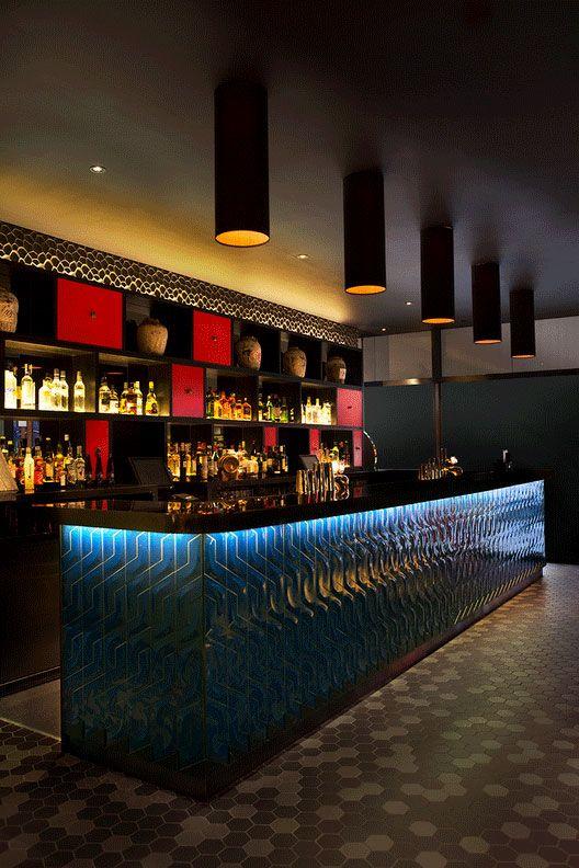 Luxury Sports Bar Lighting Fixtures