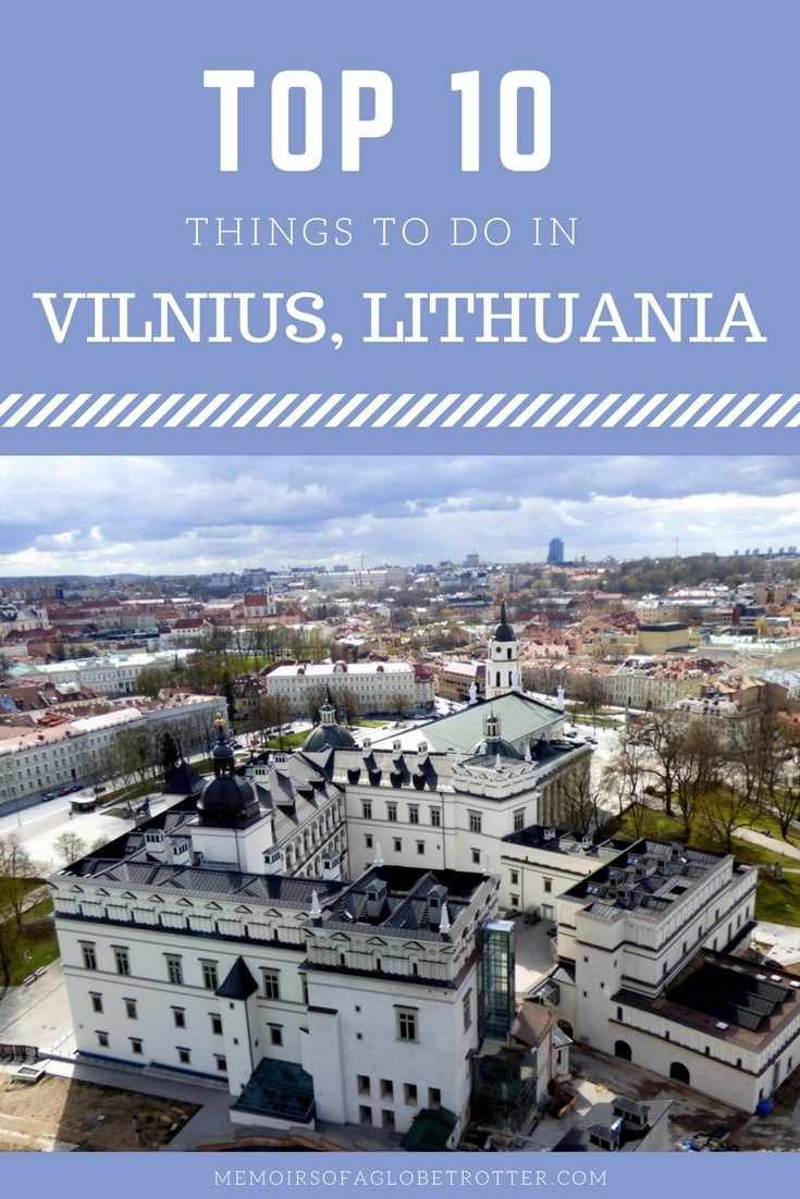 Vilnius is the capital of Lithuania, a country in the Baltic region of Europe. It is known for its Old Town and beautiful baroque architecture. I really enjoyed my visit…