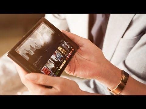 Xperia™ Z Ultra - Big Screen, Big Entertainment - YouTube