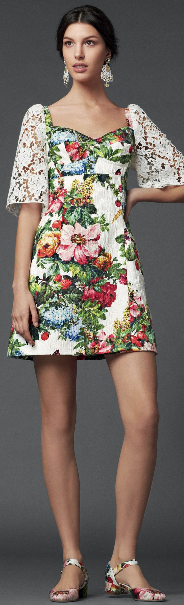 Dolce & Gabbana F/W 2014 | The House of Beccaria#