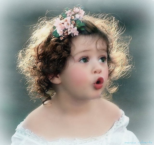oh my goodness!: Little Girls, Little Flower, Angels Baby, Children, Baby Blankets, Adorable, Kids, Baby Photos, Bright Colors