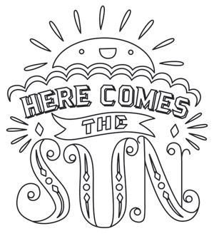 Here Comes the Sun   Urban Threads: Unique and Awesome Embroidery Designs