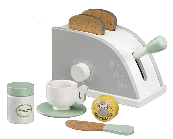 Cena: 139.00zł. Eksresowa wysyłka od ręki. DREWNIANY TOSTER - SZARY szwedzkiej firmy dla... więcej na www.Tublu.pl #tublu #tublu_pl #zabawka #zabawki #dla #dzieci #toy #for #kid #doll #cooking #player #zabawa #w #gotowanie #kids #concept #toster #toaster