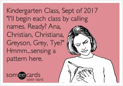 Hahaha!Kindergarten